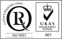 Lloyds Register LRQA ISO 9001