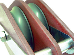 Tufnol & Stainless Steel Lifting Block Sheaves
