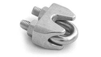 Wire Rope Clips - Stainless Steel 316