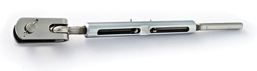 Turnbuckle GT Body with Swage Stud & Toggle